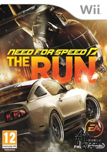 Need For Speed: The Run (2011/ENG/Wii/PAL)