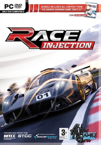 Race Injection (2011/ENG/MULTi9)