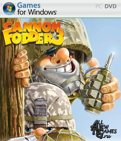 Cannon Fodder 3 (2012/RUS/ENG/Full/Repack)