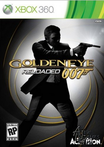 GoldenEye 007: Reloaded (2011/XBOX360/RUS/Region Free)