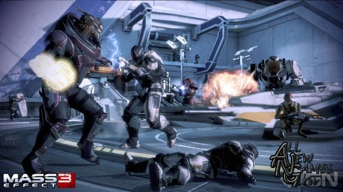 Mass Effect 3 (2012/ENG/Full/RePack/Rip)