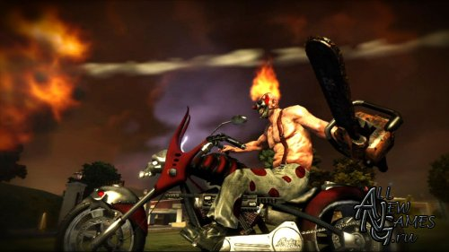 Twisted Metal (2012/RUS/ENG/MULTI9/EUR/PS3)