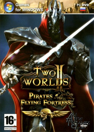 Two Worlds 2 + Pirates of the Flying Fortress / Два Мира 2 + Пираты Летучей крепости (2012/RUS/ENG/Repack)