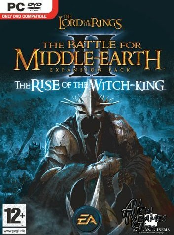 The Lord of the Rings: The Battle for Middle-earth 2 The Rise of the Witch-king (2006/Rus/RePack)