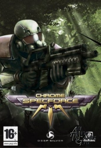 Хром: Спецназ / Chrome: SpecForce (2005/Rus/RePack)