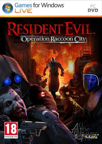 Resident Evil: Operation Raccoon City (2012/RUS/ENG/MULTI8)