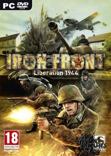 Iron Front: Liberation 1944 (2012/RUS/ENG/MULTi6/RePack)