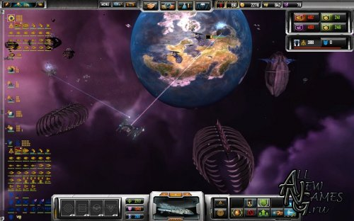 Sins of a Solar Empire: Rebellion (2012/ENG/Full/Repack)