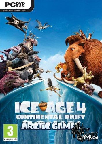 Ice Age: Continental Drift - Arctic Games / Ледниковый период: Континентальный дрейф - Арктические игры (2012/RUS/ENG/Full/Repack)