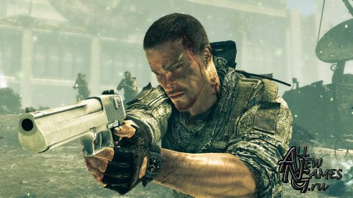 Spec Ops: The Line (2012/RUS/ENG/Full/RePack/Rip)