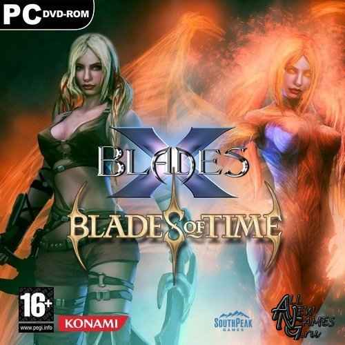 Подробные сведения о X-Blades + Blades of Time (RePack by R.G.BoxPack) на G