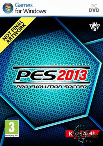 Pro Evolution Soccer 2013 (2012/RUS/ENG/DEMO)