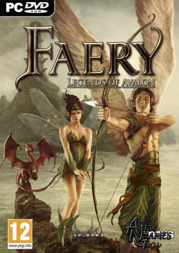 Faery: Legends of Avalon (2011/RUS/ENG/Repack)