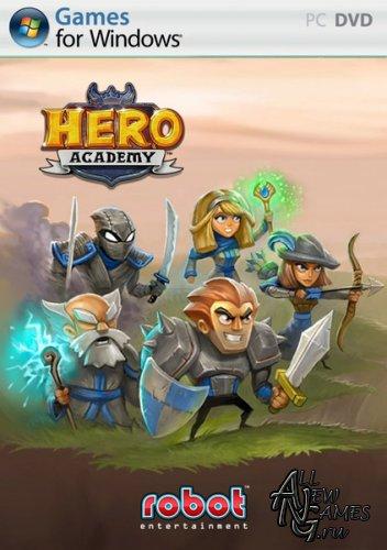 Hero Academy (2012/RUS/ENG)