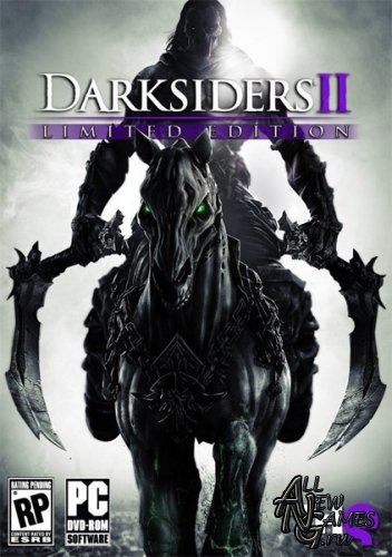 Darksiders II Limited Edition (2012/RUS/ENG/MULTi8/Full/RePack)