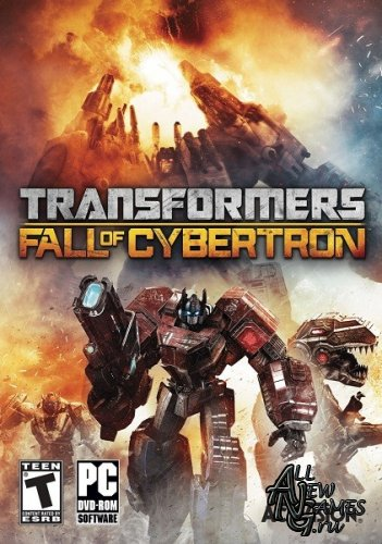 Transformers Fall of Cybertron (2012/ENG/Rip/RePack)