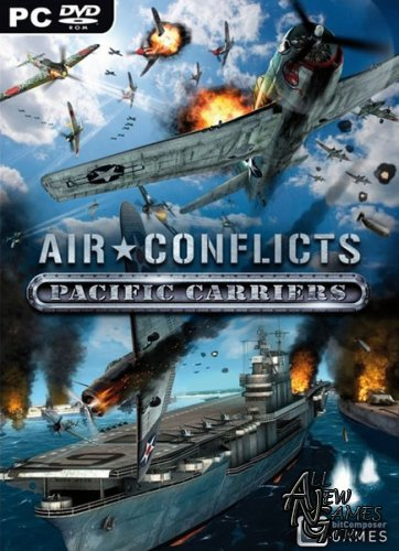 Air Conflicts: Pacific Carriers (2012/RUS/ENG/Full/Repack)