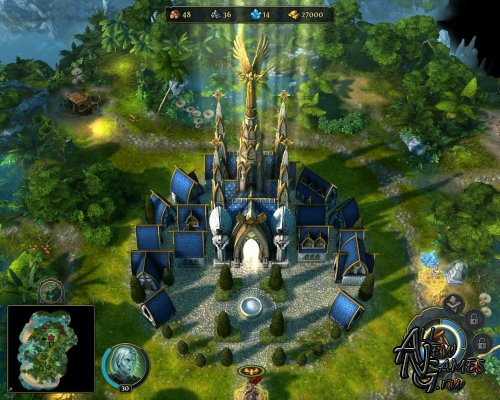 Might and Magic Heroes VI Gold Edition (2012/RUS/ENG/Full/Repack)