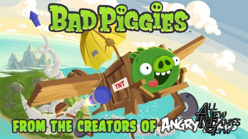 Bad Piggies (2012/ENG)