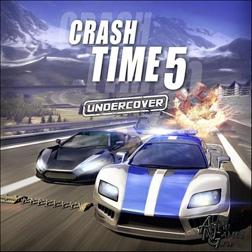 Crash Time 5: Undercover (2012/RUS/ENG/Repack)