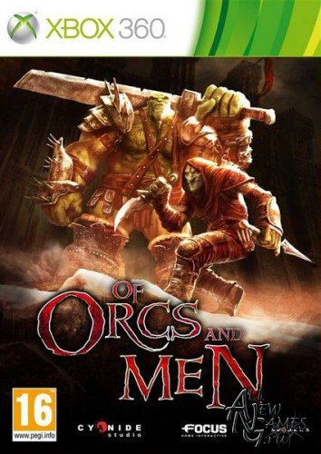 Of Orcs and Men (2012/ENG/PAL/XBOX360)