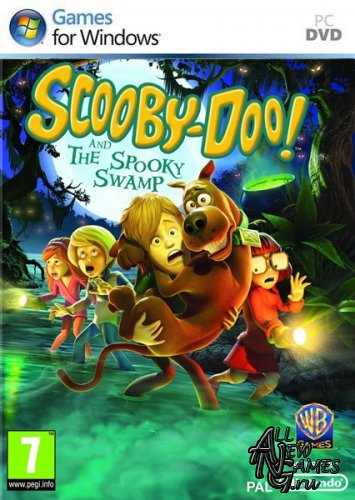 Scooby-Doo! and the Spooky Swamp (2012/ENG)