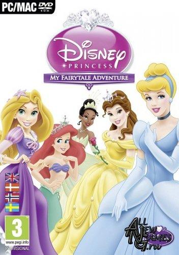 Disney Princess My Fairytale Adventure (2012/ENG)