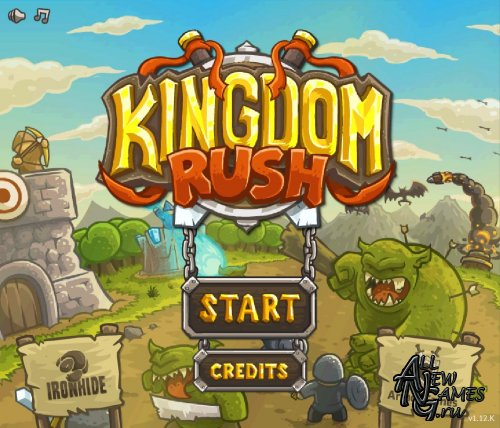 Kingdom Rush (2012/Eng)
