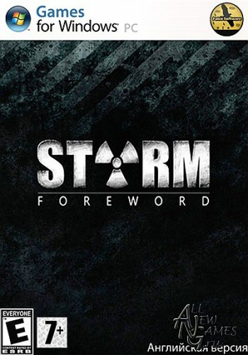 Storm Neverending Night Foreword (2012/ENG)