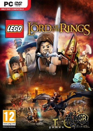 LEGO The Lord of the Rings (2012/RUS/ENG/MULTi10)