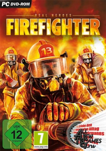 Real Heroes Firefighter (2012/ENG)