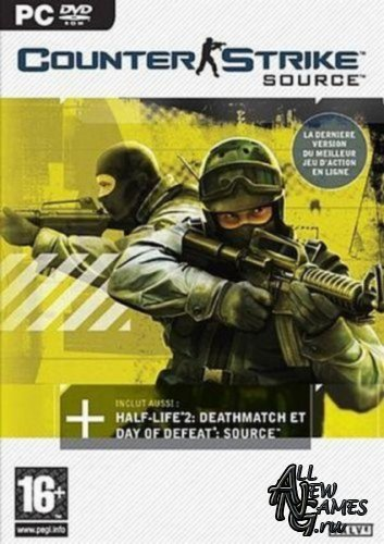 Counter-Strike Source CyberDelia Edition (2013/Rus)