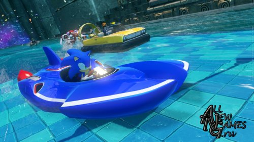 Sonic & All-Stars Racing Transformed (2013/MULTI5/ENG/Full)