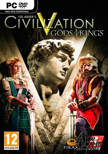Sid Meier's Civilization V: Gods and Kings - Game of the Year Edition (2012/RUS/ENG/Repack)