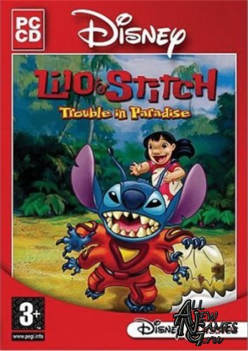 Lilo & Stitch: Trouble in Paradise (2003/PC/RUS)