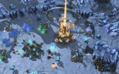 StarCraft 2: Heart of the Swarm (2013/RUS/Repack)