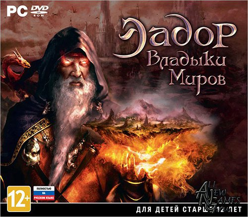 Eador: Masters of the Broken World (2013/RUS/ENG/Full/Repack)