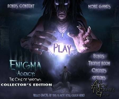 Агентство Энигма: Дело о Тенях / Enigma Agency: The Case of Shadows (2013/PC/Rus)