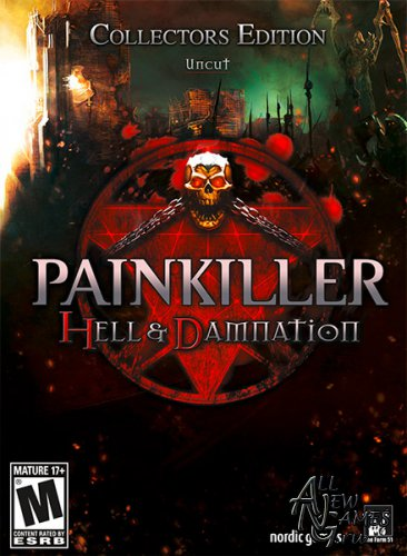 Painkiller Hell & Damnation. Collector's Edition (2013/MULTI10/RUS/Full/Repack)