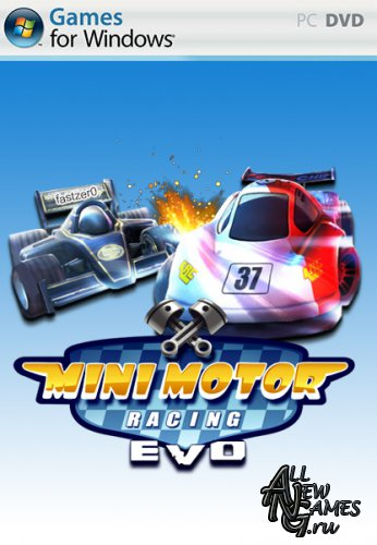 Mini Motor Racing EVO (2013/ENG)