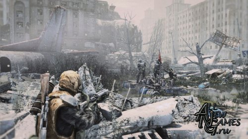 Metro: Last Light (2013/RUS/ENG/MULTI6/USA/PS3)