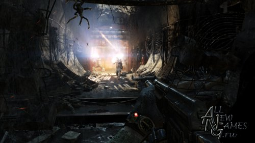 Metro: Last Light - LIMITED EDITION (2013/RUS/ENG/MULTI9/Full/Repack)