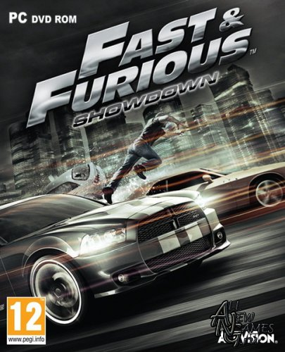 Форсаж: Схватка / Fast & Furious: Showdown (2013/ENG/RUS/Full/Repack)