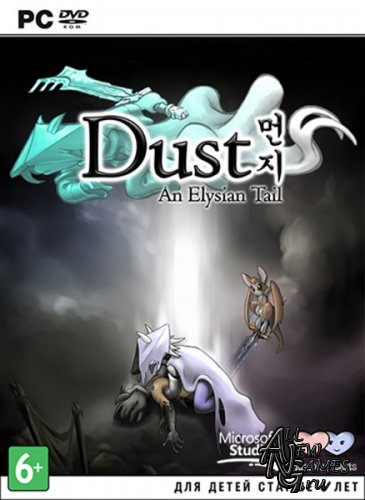 Dust: An Elysian Tail (2013/ENG/MULTI6/Full/Repack)