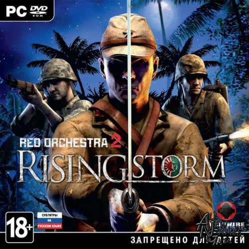 Red Orchestra 2: Rising Storm (2013/RUS/ENG/MULTI6)