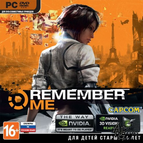 Remember Me (2013/RUS/ENG/MULTI10/Full/Repack)