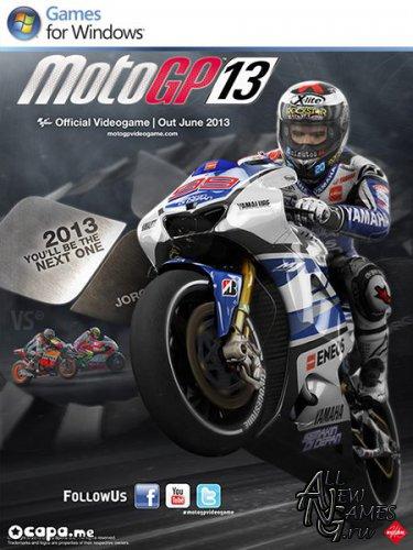 MotoGP 13 (2013/ENG/DEMO)