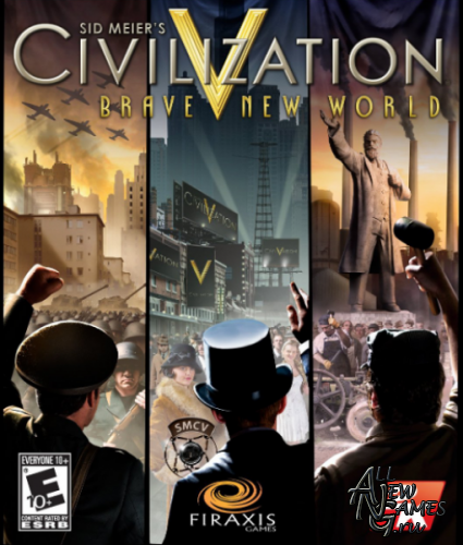 Sid Meier's Civilization 5: Brave New World (2013/ENG)