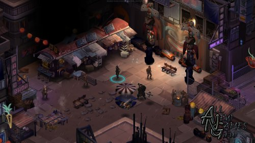 Shadowrun Returns (2013/ENG/Steam-Rip)
