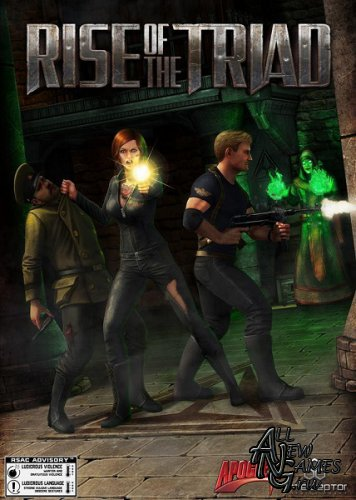 Rise of the Triad (2013/ENG/Full/Repack)